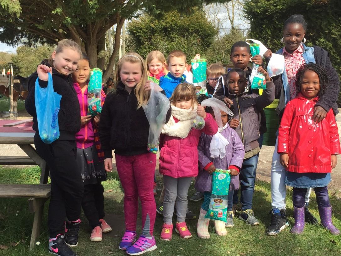 enfants camping Oise