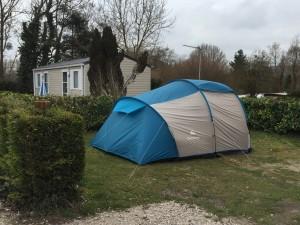 Tentes printemps 2016 Camping de la Trye
